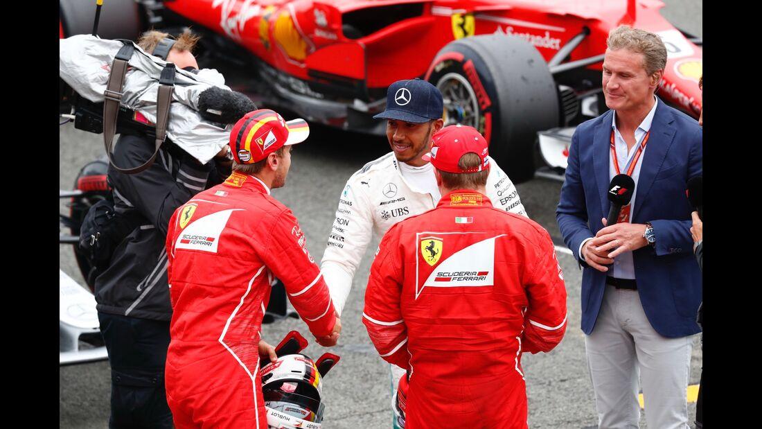 Kimi Räikkönen - Ferrari - Formel 1 - GP England - 15. Juli 2017