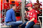 Kimi Räikkönen - Ferrari - Formel 1 - GP Japan - Suzuka - 2. Oktober 2014