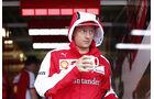 Kimi Räikkönen - Ferrari - Formel 1 - GP Japan - Suzuka - 25. September 2015