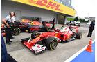 Kimi Räikkönen - Ferrari - Formel 1 - GP Japan - Suzuka - Qualifying - Samstag - 8.10.2016