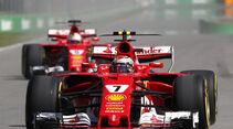 Kimi Räikkönen - Ferrari - Formel 1 - GP Kanada - Montreal - 10. Juni 2017