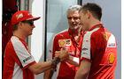 Kimi Räikkönen - Ferrari - Formel 1 - GP Kanada - Montreal - 4. Juni 2015