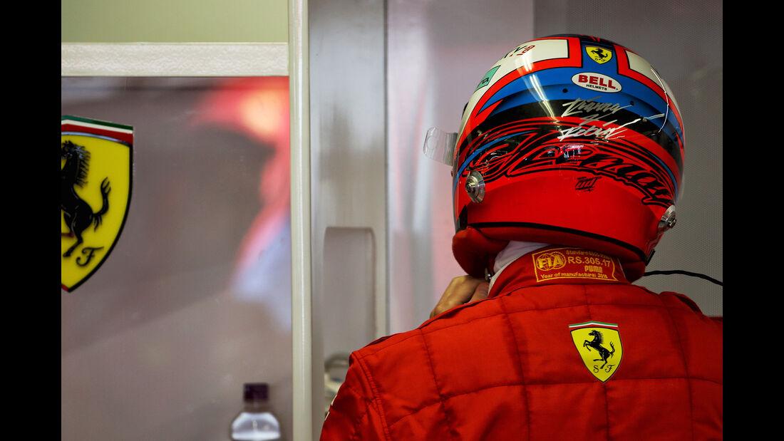 Kimi Räikkönen - Ferrari - Formel 1 - GP Kanada - Montreal - 8. Juni 2018