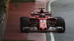 Kimi Räikkönen - Ferrari - Formel 1 - GP Kanada - Montreal - 9. Juni 2017
