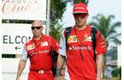 Kimi Räikkönen - Ferrari - Formel 1 - GP Malaysia - Sepang - 28. März 2014