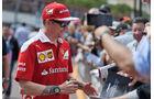 Kimi Räikkönen - Ferrari - Formel 1 - GP Monaco - 27. Mai 2016