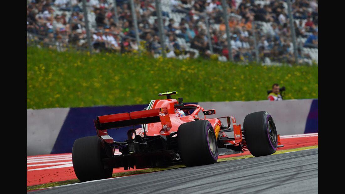 Kimi Räikkönen - Ferrari - Formel 1 - GP Österreich - 29. Juni 2018
