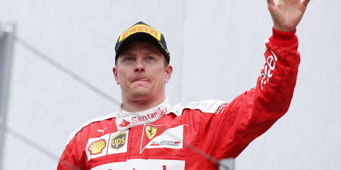Kimi Räikkönen - Ferrari - Formel 1 - GP Österreich - 3. Juli 2016