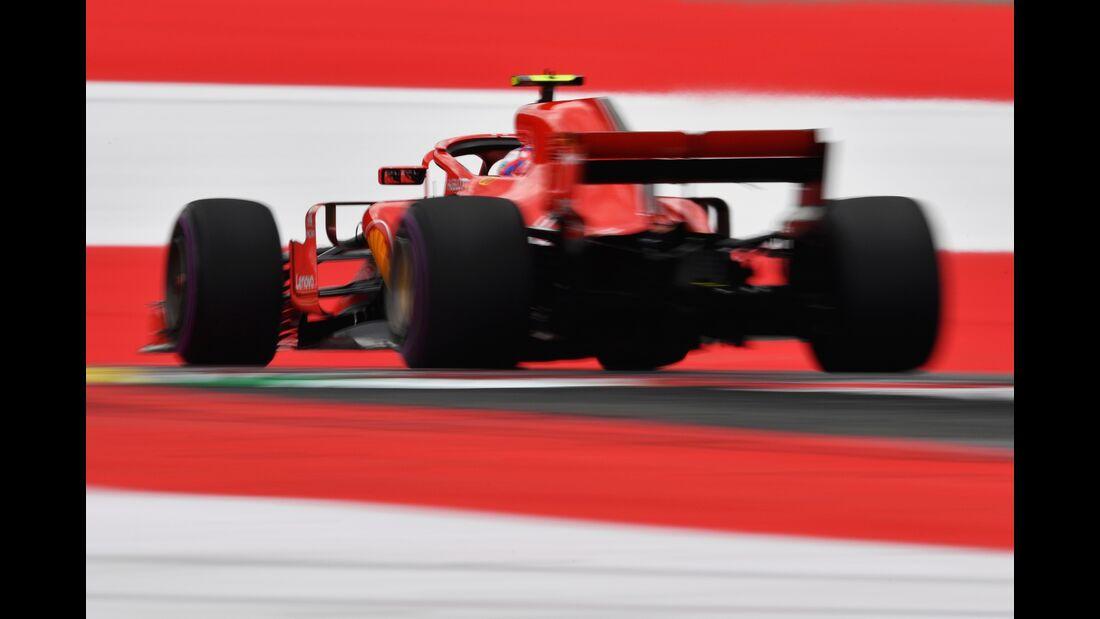 Kimi Räikkönen - Ferrari - Formel 1 - GP Österreich - 30. Juni 2018