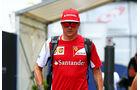 Kimi Räikkönen - Ferrari - Formel 1 - GP Österreich - Spielberg - 19. Juni 2014
