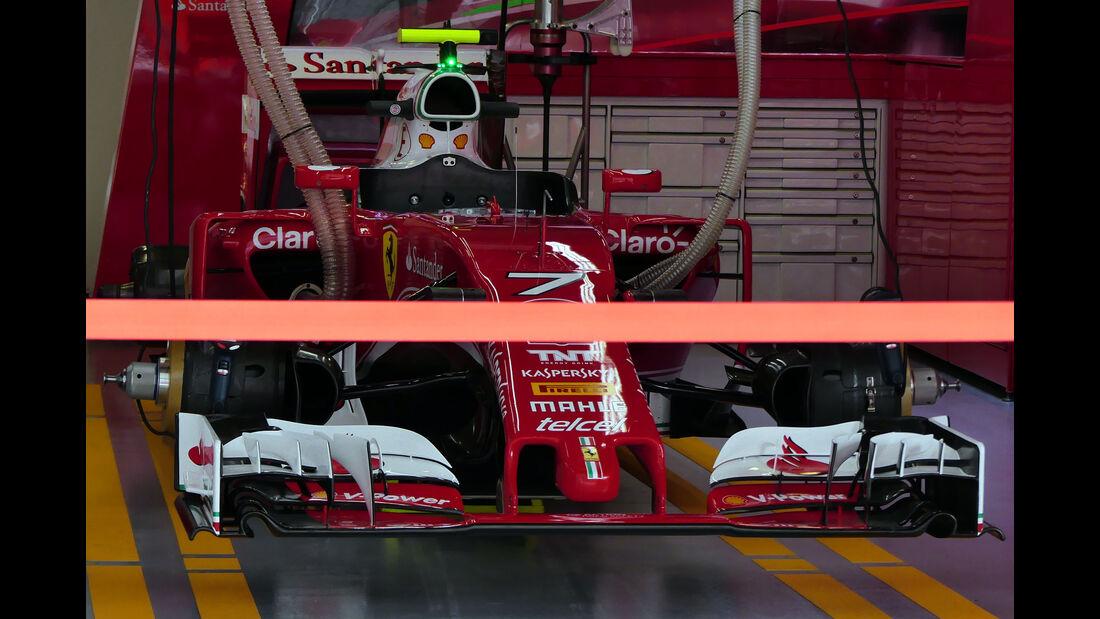 Kimi Räikkönen - Ferrari - Formel 1 - GP Russland - 29. April 2016