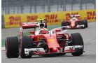Kimi Räikkönen - Ferrari - Formel 1 - GP Russland - 30. April 2016