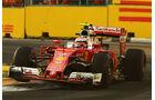 Kimi Räikkönen - Ferrari - Formel 1 - GP Singapur - 16. September 2016