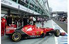 Kimi Räikkönen - Ferrari - Formel 1 - GP Singapur - 20. September 2014