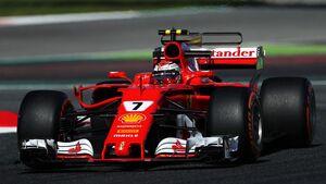 Kimi Räikkönen - Ferrari - Formel 1 - GP Spanien - 12. Mai 2017