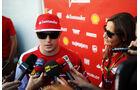 Kimi Räikkönen - Ferrari - Formel 1 - GP USA - 30. Oktober 2014