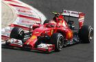 Kimi Räikkönen - Ferrari - Formel 1 - GP Ungarn - 26. Juli 2014