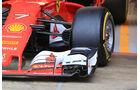 Kimi Räikkönen - Ferrari - Formel 1 - Test - Barcelona - 8. März 2017