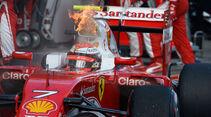 Kimi Räikkönen - Ferrari - GP Australien 2016