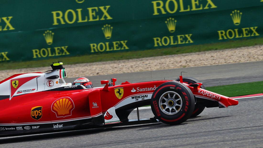 Kimi Räikkönen - Ferrari - GP China 2016 - Shanghai - Rennen