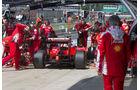 Kimi Räikkönen - Ferrari - GP England - Silverstone - Formel 1 - Freitag - 8.7.2016