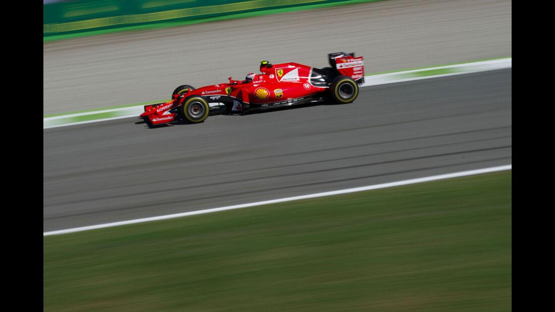 Kimi Räikkönen - Ferrari - GP Italien 2015 - Monza