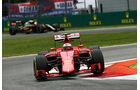 Kimi Räikkönen - Ferrari - GP Italien - Monza - Freitag - 4.9.2015