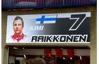 Kimi Räikkönen - Ferrari - GP Kanada - Montreal - 5. Juni 2014