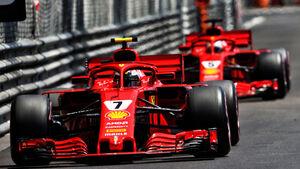 Kimi Räikkönen - Ferrari - GP Monaco 2018 - Qualifying