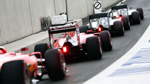 Kimi Räikkönen - Ferrari - GP Österreich - Qualifying - Samstag - 20.6.2015