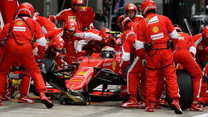 Kimi Räikkönen - Ferrari - GP Russland 2015