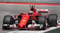 Kimi Räikkönen - Ferrari - GP Russland 2017