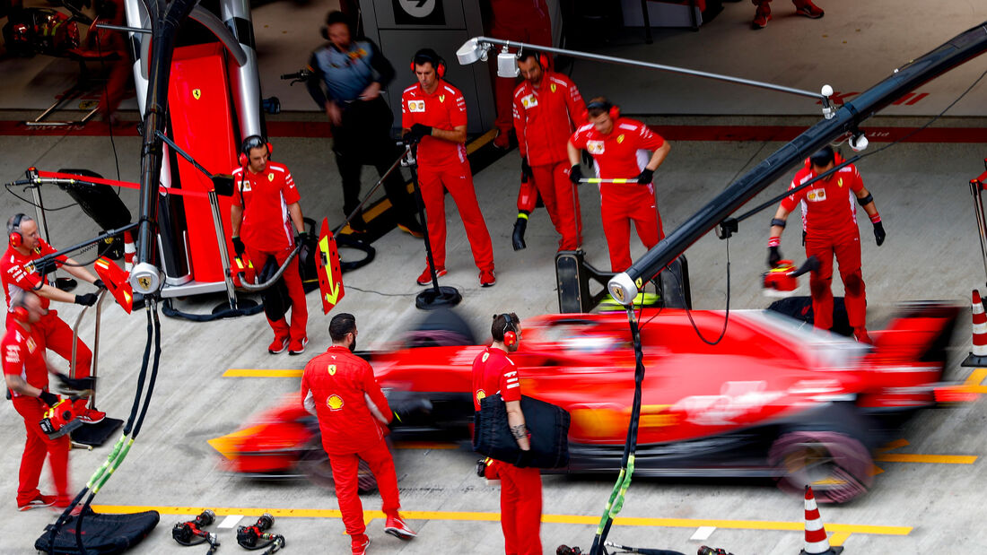 Kimi Räikkönen - Ferrari - GP Russland 2018