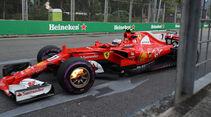 Kimi Räikkönen - Ferrari - GP Singapur - Formel 1 - Freitag - 15.9.2017