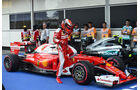 Kimi Räikkönen - Ferrari - Mercedes - Formel 1 - GP Aserbaidschan - Baku - 18. Juni 2016