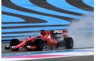 Kimi Räikkönen - Ferrari - Pirelli Regentest - Paul Ricard - 25. Januar 2016