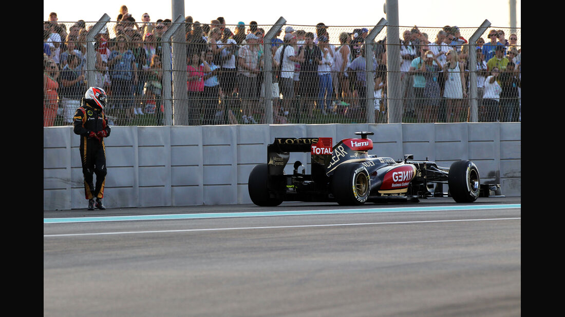 Kimi Räikkönen - Formel 1 - 2013