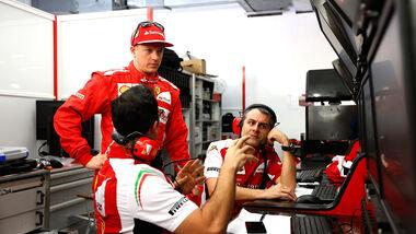 Kimi Räikkönen - Formel 1 - 2014