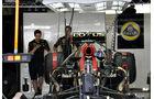 Kimi Räikkönen  - Formel 1 - GP Abu Dhabi - 01. November 2013