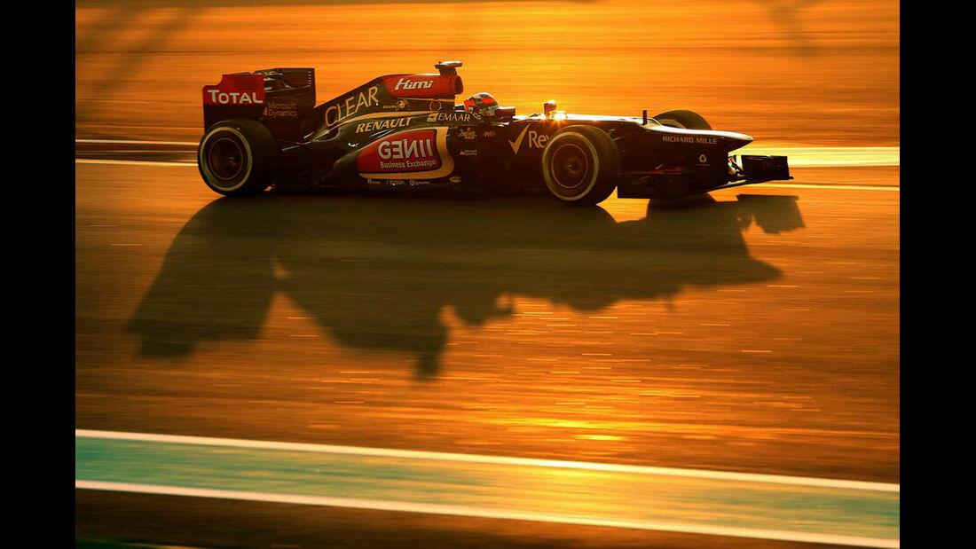 Kimi Räikkönen - Formel 1 - GP Abu Dhabi - 02. November 2013