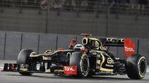 Kimi Räikkönen - Formel 1 - GP Abu Dhabi - 04. November 2012