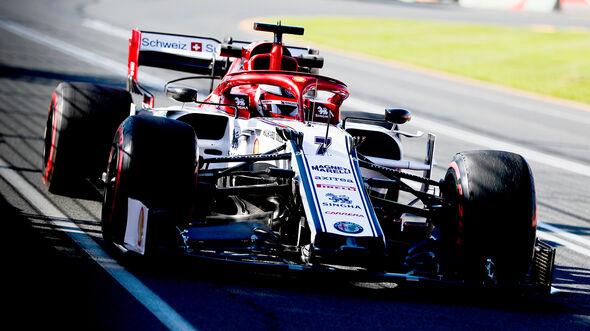 Kimi Räikkönen - Formel 1 - GP Australien 2019