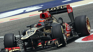 Kimi Räikkönen - Formel 1 - GP Bahrain - 20. April 2013