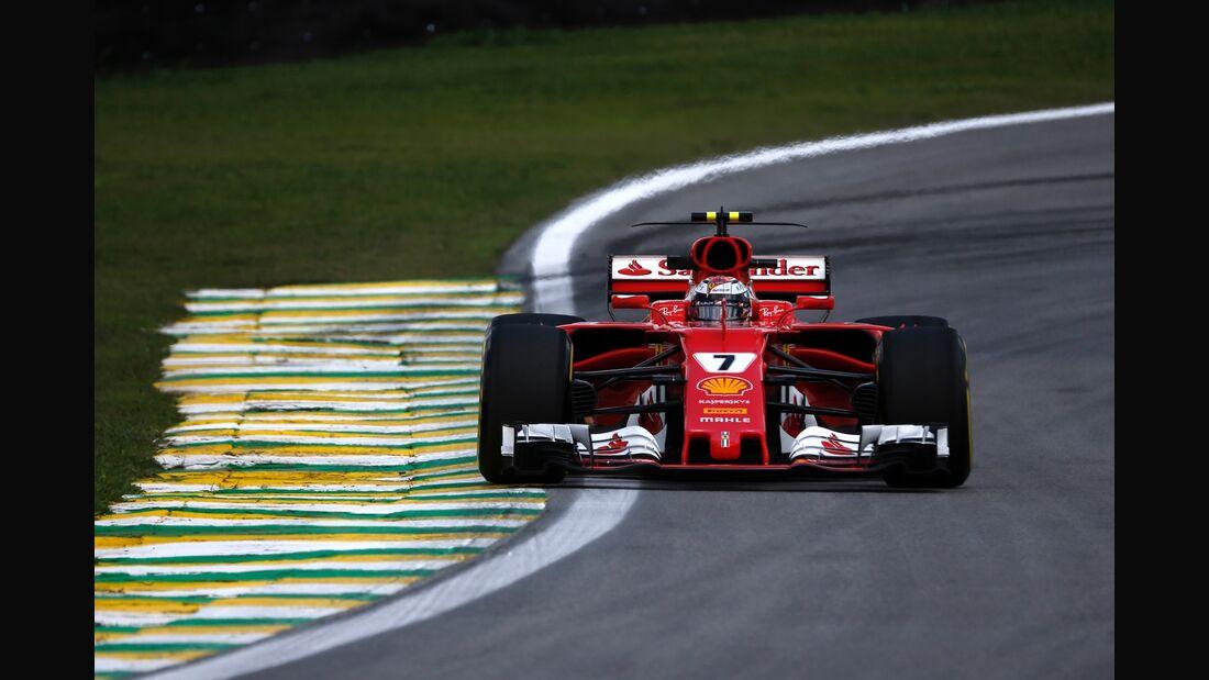 Kimi Räikkönen - Formel 1 - GP Brasilien - 10. November 2017
