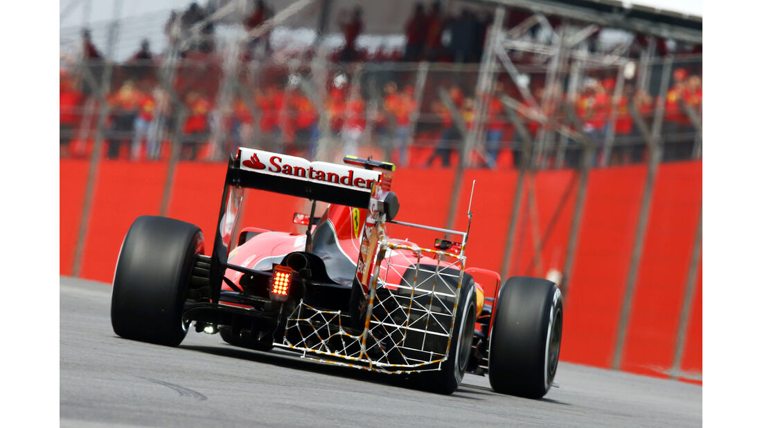 Kimi Räikkönen - Formel 1 - GP Brasilien- 13. November 2015