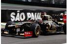 Kimi Räikkönen Formel 1 GP Brasilien 2012