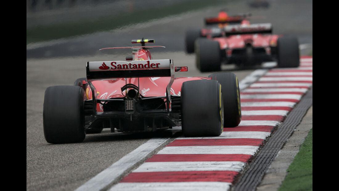 Kimi Räikkönen - Formel 1 - GP China 2017