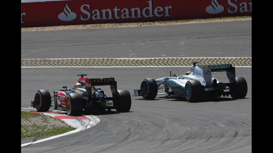 Kimi Räikkönen - Formel 1 - GP Deutschland 2013