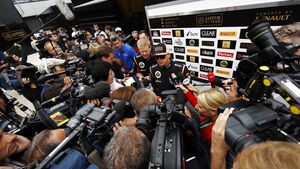 Kimi Räikkönen Formel 1 GP England 2013