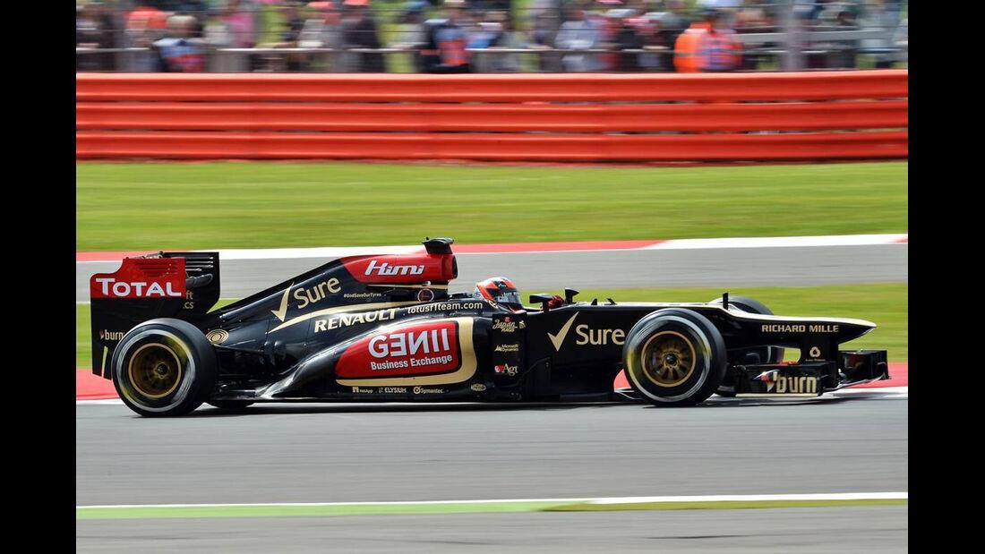 Kimi Räikkönen - Formel 1 - GP England - 29. Juni 2013